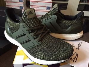 Adidas Ultra Boost Military Green 3.0