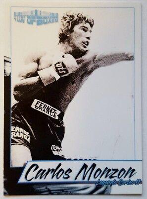 Salvador Sanchez 2017 4LUVofBOXING Legends Series 2 Boxing Card New