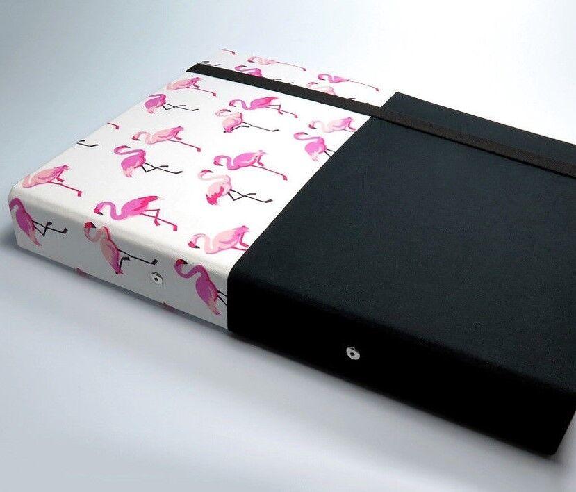 Ringbuch DIN A4 Schreibmappe Ordner Organizer Ringbuchordner Flamingo Handarbeit   Economy    Wirtschaft    Kaufen Sie beruhigt und glücklich spielen