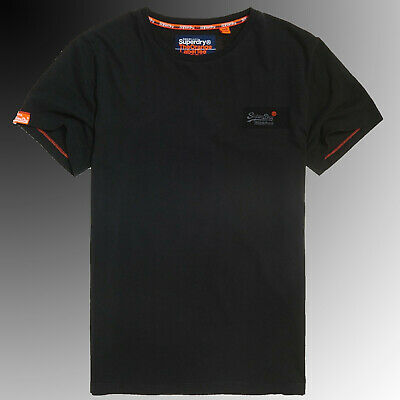Superdry Men/'s Orange Label Vintage Embroidered T-Shirt GRAY XXL NWT SHIPS FAST