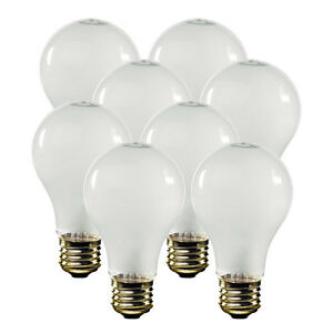 details about 8 pack sylvania ceiling fan light bulbs 40 watt. Black Bedroom Furniture Sets. Home Design Ideas