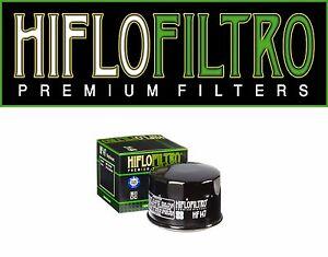 HIFLO-OIL-FILTRO-FILTRO-DE-ACEITE-YAMAHA-XVS1300-A-W-X-Y-V-STAR-USA-2007-2009