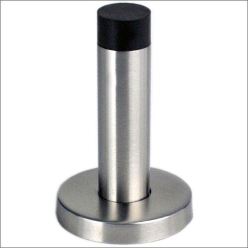 Details about  /Stainless Steel Door Stopper Doorstop Stop Catch Heavy Duty Satin Brushed