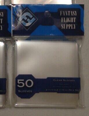 Fantasy Flight Supply Blue Sleeves