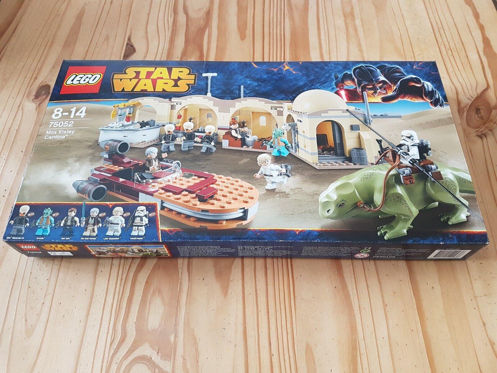 Lego Star BNISB Wars-Mos Eisley Cantina - 75052 BNISB Star d02ba0