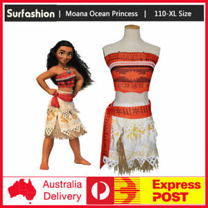 Girls-amp-Women-Animie-Polynesia-princess-Moana-Cosplay-Costume-Dress-halloween