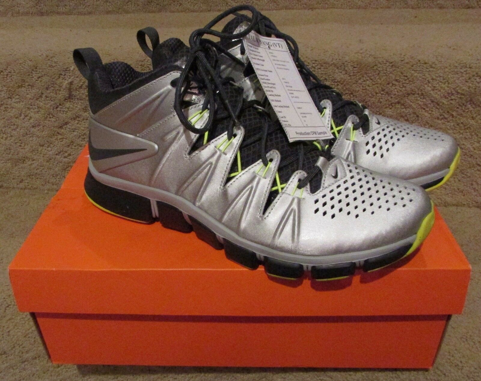 Nike Free Trainer 7.0 SAMPLE Sneakers Comfortable Cheap and beautiful fashion