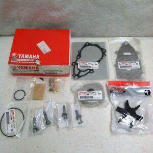 Yamaha F115 Water Pump Repair Kit 2002 & UP 68V-W0078-00-0<wbr/>0 OFFICIAL YAMAHA