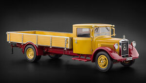 Cmc 169 - Mercedes Benz Lo2750 Plateau 1934 -1938 1/18
