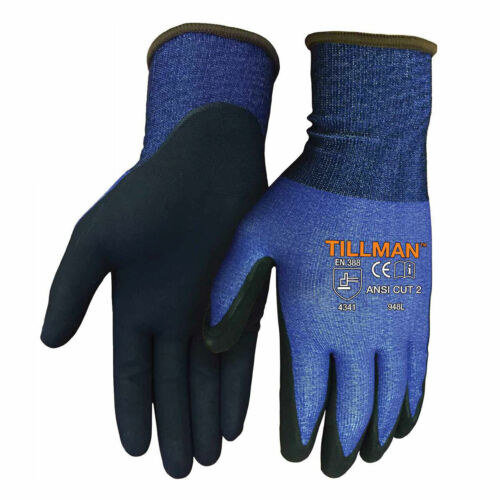 Tillman 948 Ultra Thin 18 Gauge Coated Gloves Large