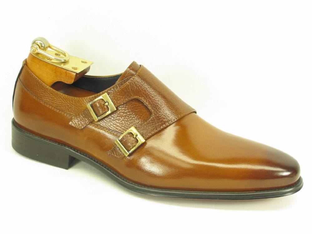 NIB CARRUCCI KS099-3003C COGNAC dress schuhe elegant formal formal formal leather 8.5 10.5 11 12 710380