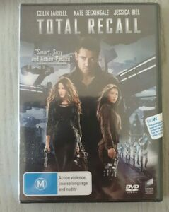 Total-Recall-DVD-Region-4-New-And-Sealed-Free-Postage