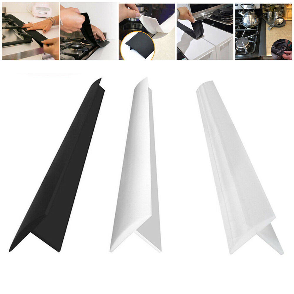 Rubber Heat-resistant Oilproof Stove Counter Protective Cover Kitchen Gadget HEA Home & Garden