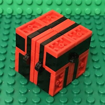 Yoshimoto Nano Technic Small Play Cube Lego Fidget Infinity Magic Folding Cube