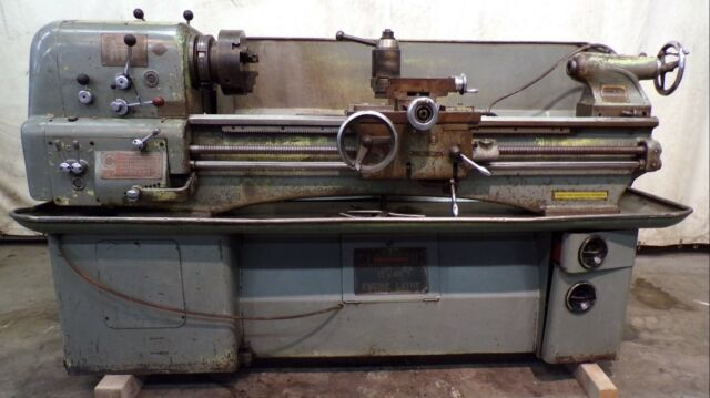 Lathe For Sale >> Clausing Colchester Engine Lathe 15 X 48