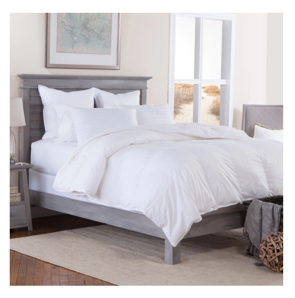 Tommy Bahama Prima Loft Super King Down Alternative Comforter Extra Over Size