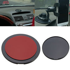 Mount Car Holder GPS Adhesive Sticky Dashboard Suction Cup Disc Disk Sticky Pad