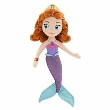 Disney Sofia The First 15'' Mermaid Plush Once Upon a Princess