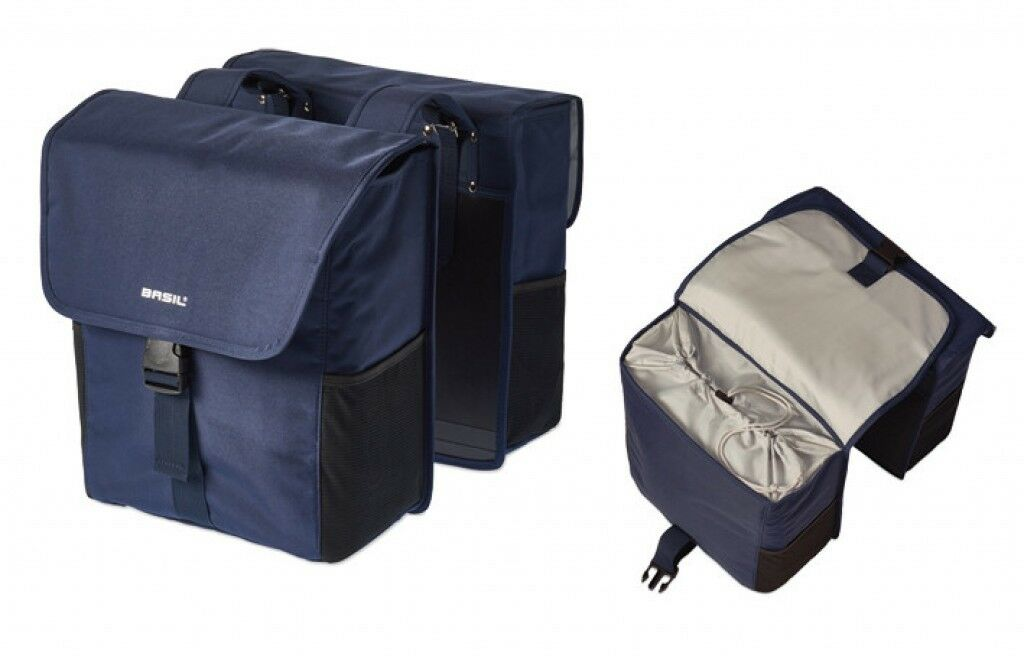 Basil Go Double  Double Pannier Bag  for your style of play at the cheapest prices