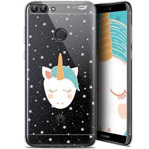 Coque-Gel-Huawei-P-Smart-5-7-034-Extra-Fine-Licorne-Dors