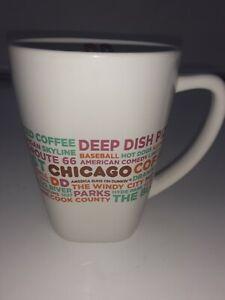 Dunkin Donuts Ltd. Ed. Chicago Destinations 12 oz. Cup Mug