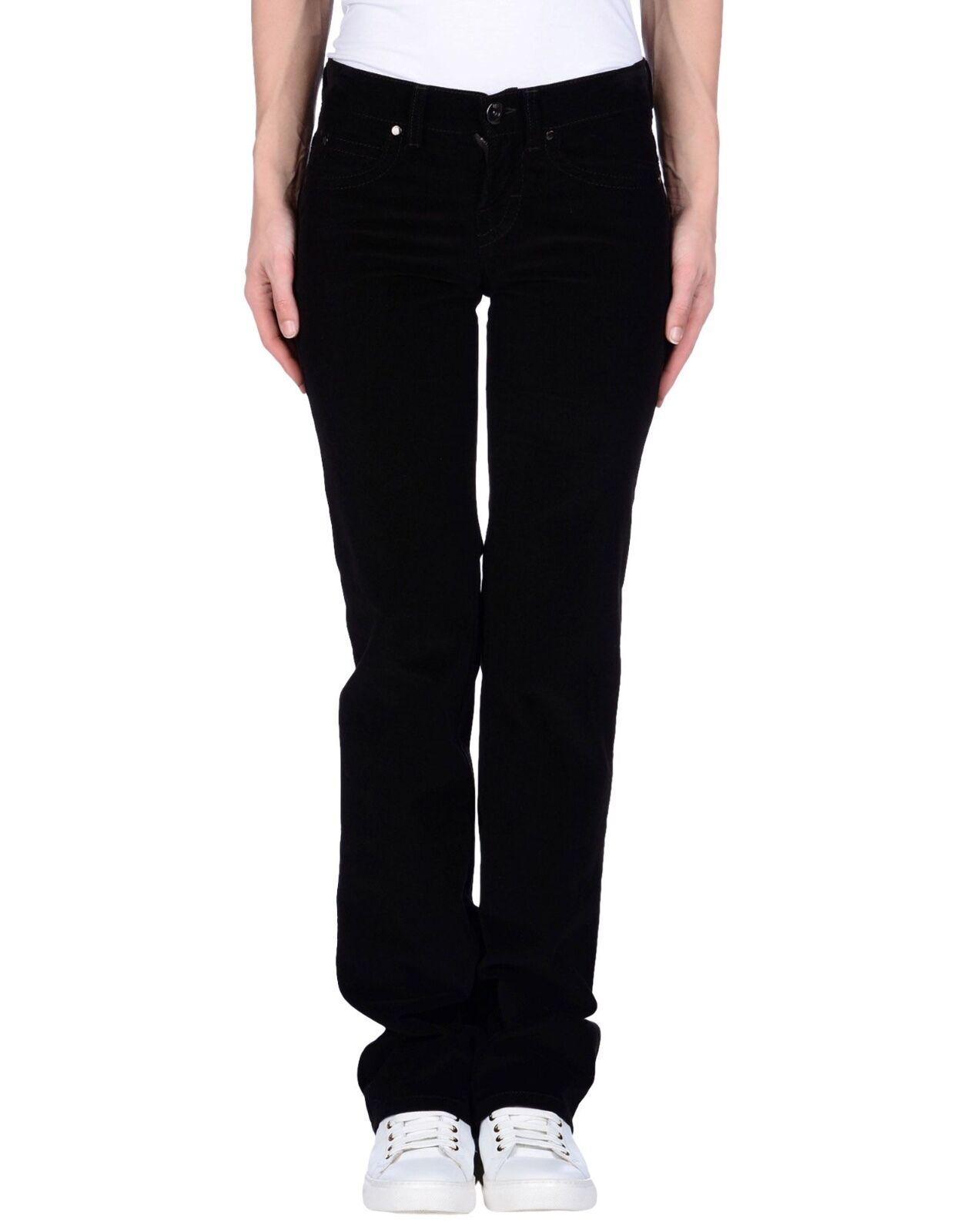 HUGO BOSS Flare Jeans marron foncé 25 Neuf avec étiquettes 244