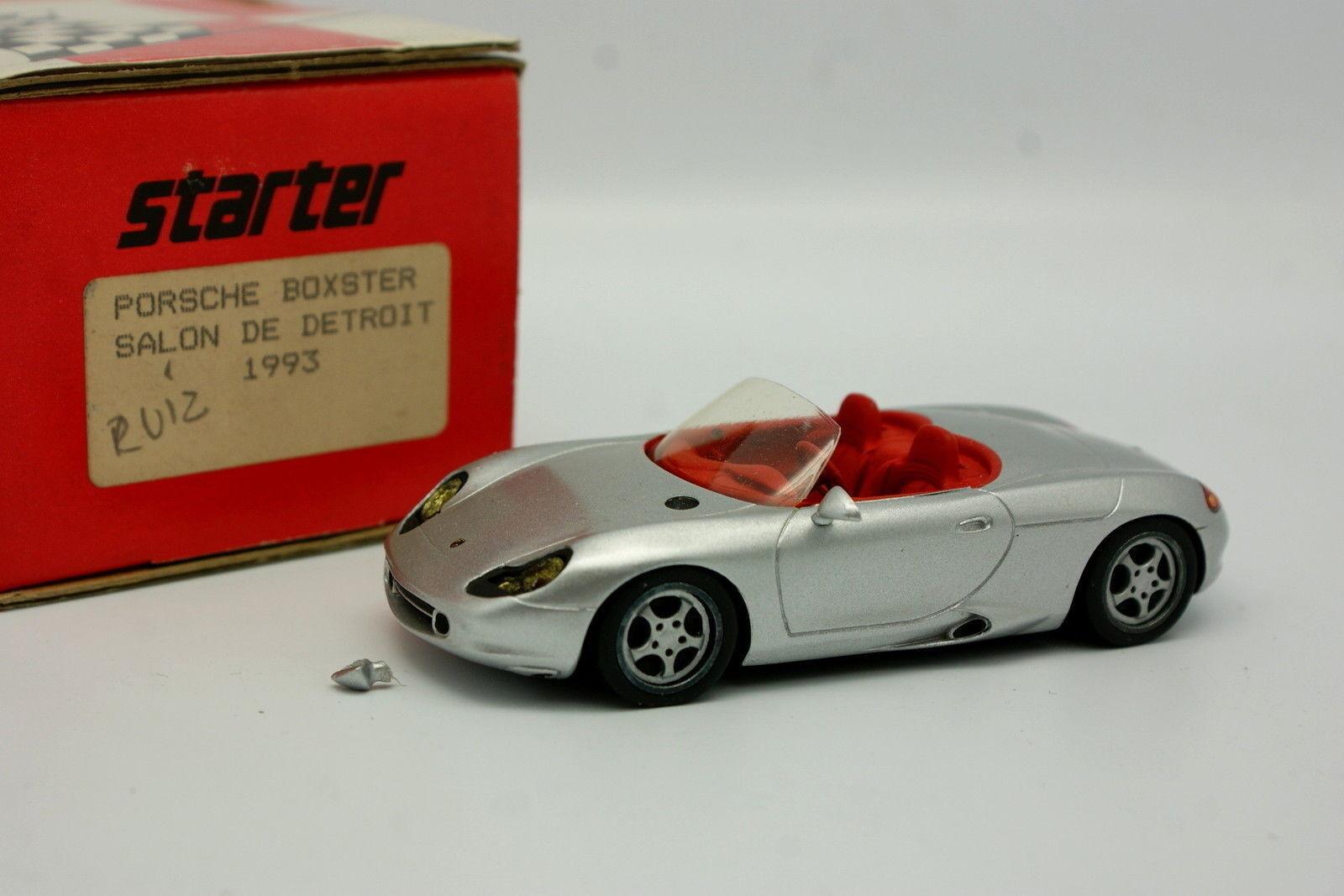 Starter 1 43 - Porsche Boxster Salon Detroit 1993