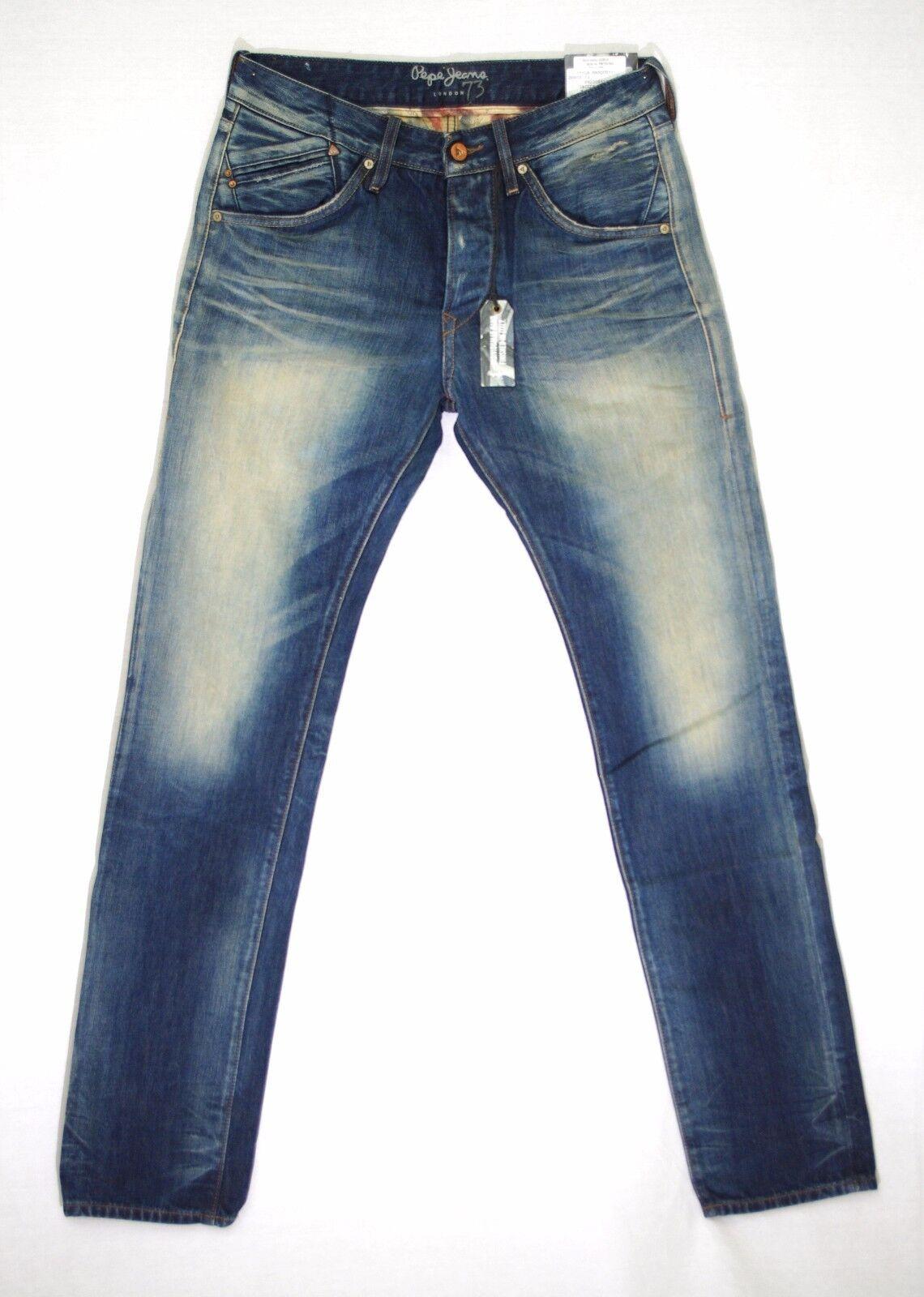 PEPE JEANS jeans droit DORUS 73 homme PM2008854 Straight leg size W 32 L 34