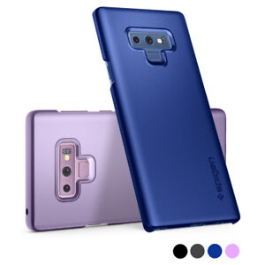 competitive price 358a5 35480 Samsung Galaxy Note 9 Case | Spigen® [Thin Fit] Hard Protective ...