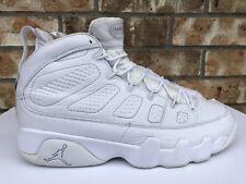 the best attitude 9576e 9be1c item 5 Men s Nike Air Jordan IX 9 Retro Silver 25th Anniversary Pure White  302370 104 -Men s Nike Air Jordan IX 9 Retro Silver 25th Anniversary Pure  White ...