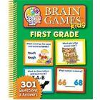 Brain Games Kids Preschool Editors of Publications International Ltd.
