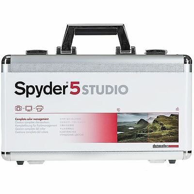 Datacolor Spyder 5 Studio SpyderStudio Koffer Win & MAC NEUWARE