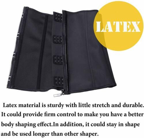 Fajas Colombianas Latex Waist Trainer Cincher Corset Tummy Control body Shaper