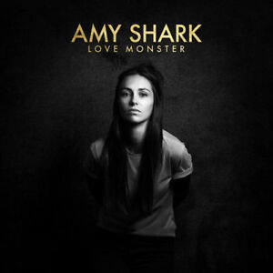 AMY-SHARK-Love-Monster-CD-BRAND-NEW
