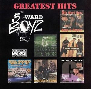 Greatest-Hits-PA-by-5th-Ward-Boyz-CD-May-2004-Underground-Inc-USA