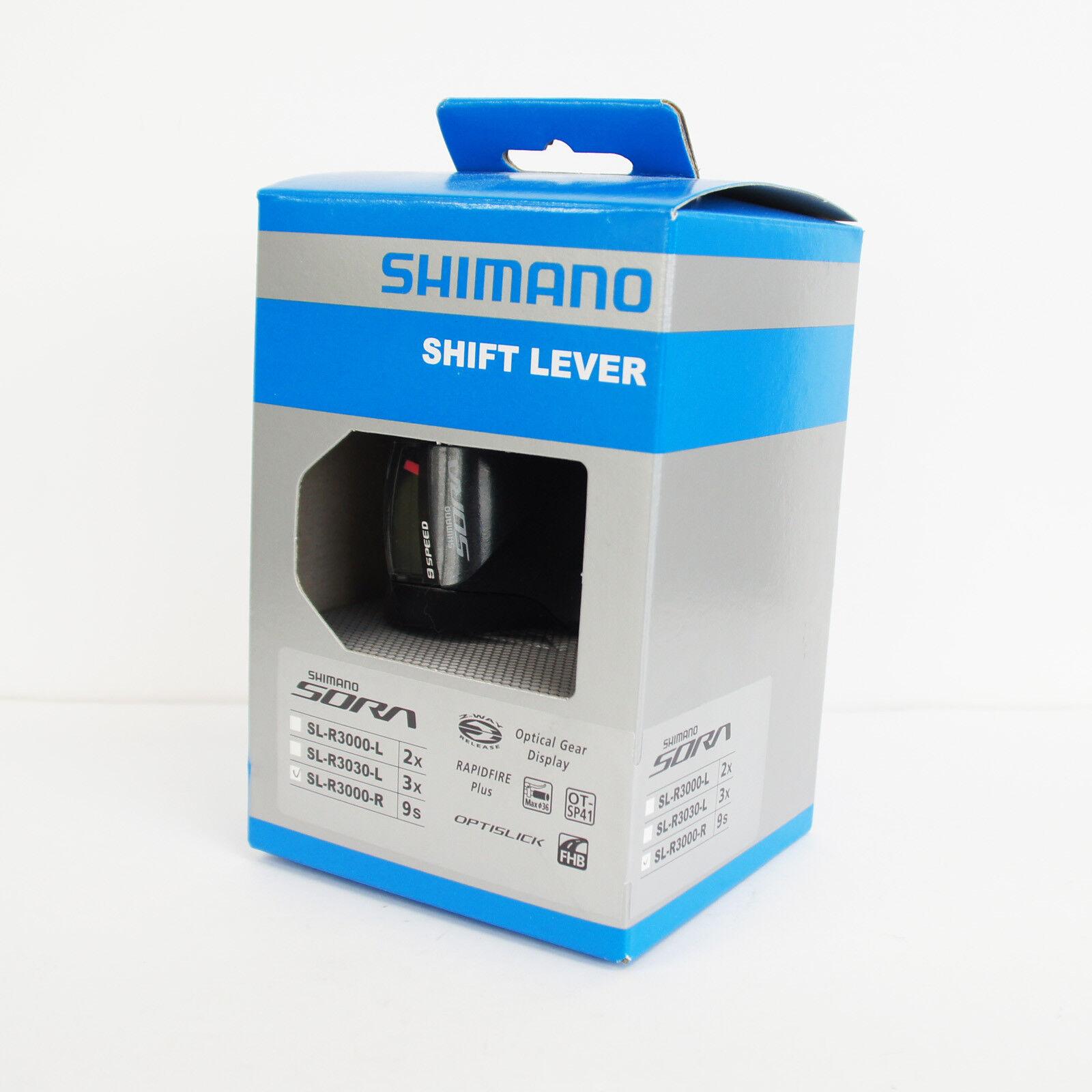 Shimano Sora SL-R3000 Rapidfire Plus Schalt Hebel (Rechts nur) ESLR3000RA  | Billig