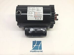 Image Is Loading Franklin Electric Motor 1201006408 3 4 Hp 1725rpm