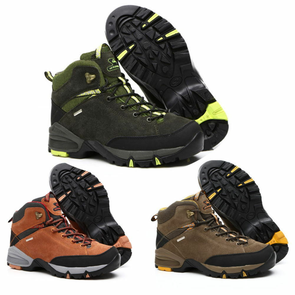 Men's Hiking shoes Sport Boots Outdoor Anti-slip Sneakers Trainer Athletic 2019