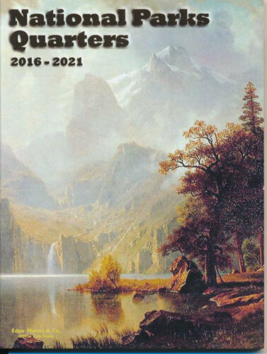 Edgar Marcus National Parks Quarters 2016-2021 Volume 2
