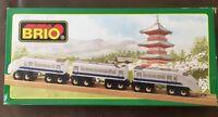 Brio Retired Hard To Find 33438 Shinkansen Nozomi
