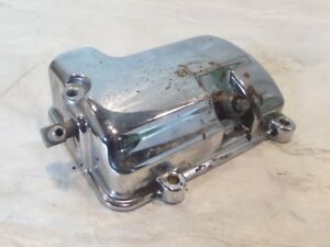 Details about Harley Davidson Softail Heritage Classic & Fat Boy  Transmission Top Cover