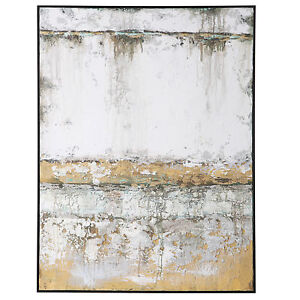 Textured Abstract Wall Art