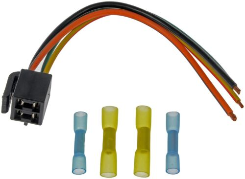 Blower Switch Connector Blower Motor Harness 90-11 Mercury Dorman 645-551