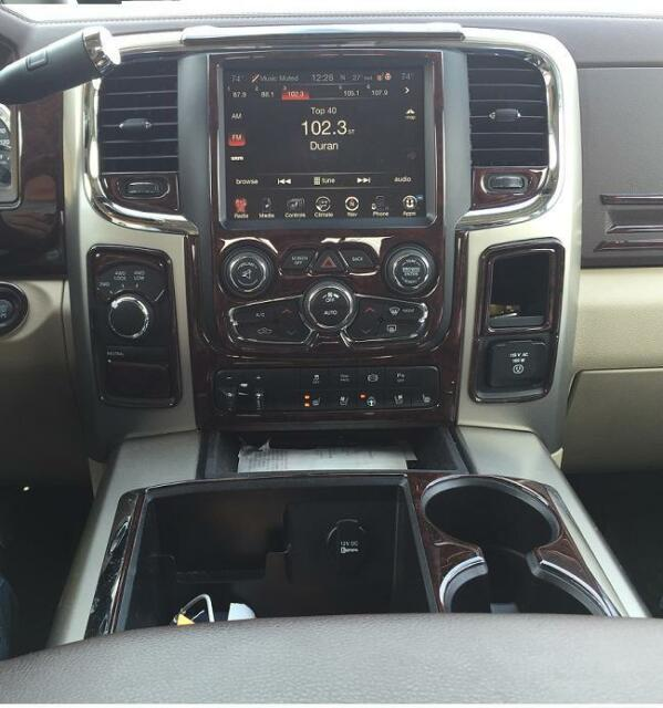 2013 2014 2015 dodge ram 1500 2500 sle slt interior burl - 2004 dodge ram 1500 interior accessories ...