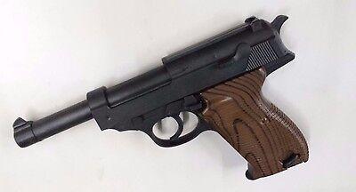 Walther P38 laser toy gun  pistolet pistola Wehrmacht cosplay costume prop P.38