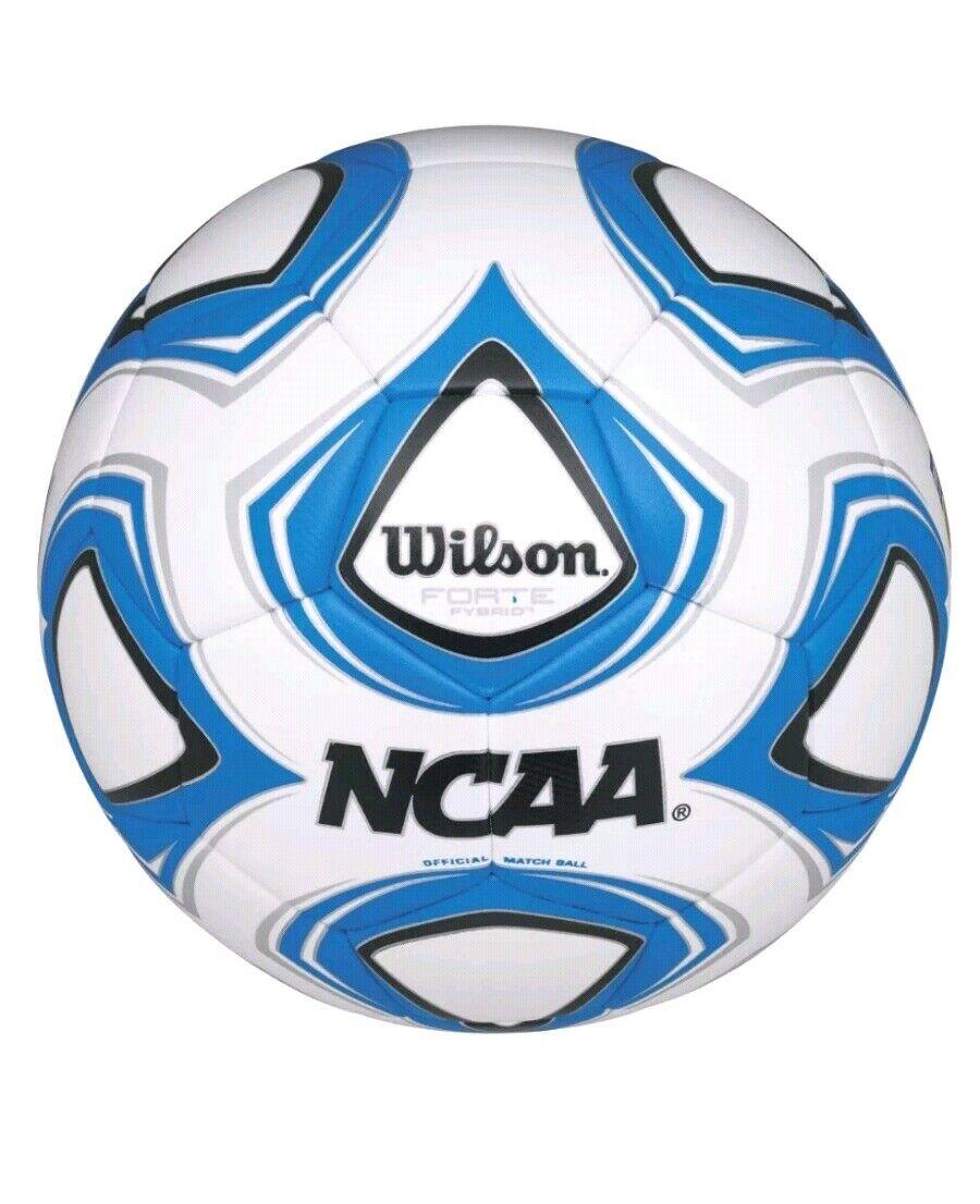 Lot of 10 NEW Größe 5 Official Wilson Forte Fybrid NCAA Championship Official 5 Soccer Balls a218fd