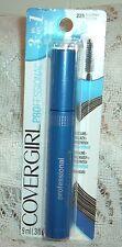 Cover Girl 3-in-1 waterproof mascara - 225 Very Black