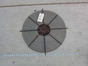 Carrier condenser motor cover protector fan guard used for Variable speed condenser fan motor