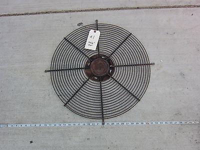 Fan Guard for Carrier