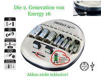 Ansmann Energy 16 Hightech Ladegerät Akkuladegerät